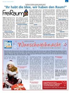 Blick aktuell 22.11.2014