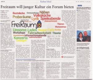 Rheinzeitung 17.06.2014
